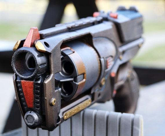 Steampunk Nerf Gun Strongarm #01 by Aquative Design