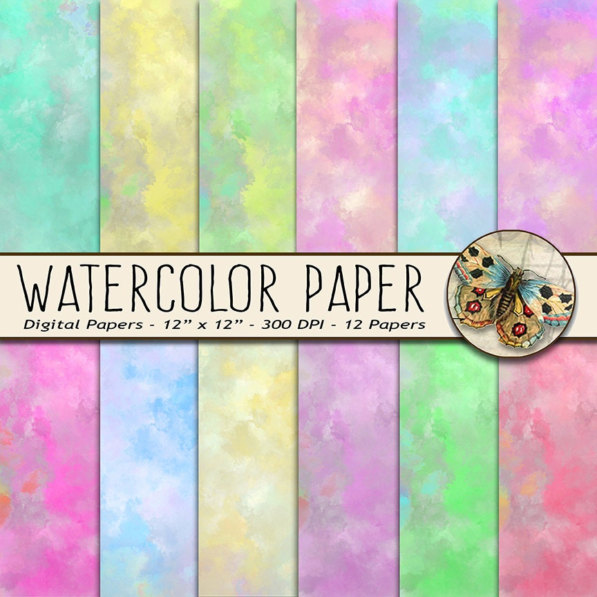 It's just a picture of Breathtaking Printable Watercolor Paper