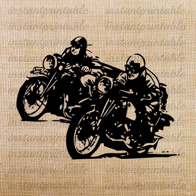 Moto Racing Clip Art – Cliparts