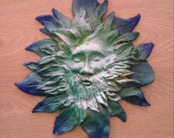 Green Man (Spirit Of The Forest) Legand of fertility