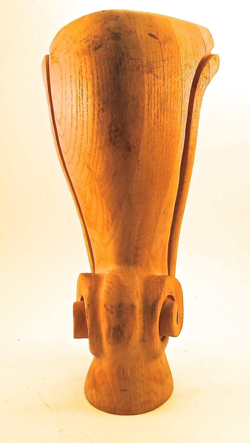 Rams Head Pool Table Leg Solid Wood By Thewifesezitsgottago