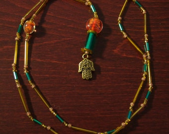 Chamsa Necklace
