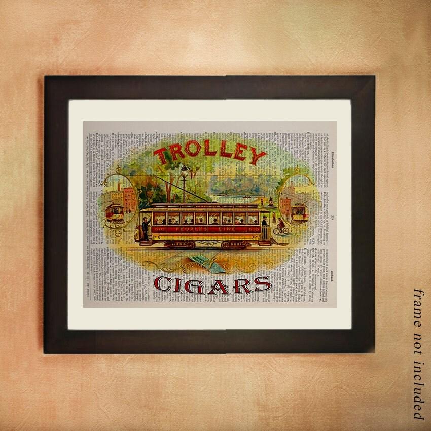 Cigar Box Wall Art