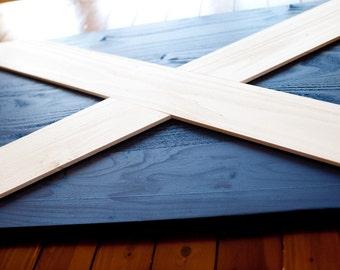 Scotland Wood Flag, Scotland Wooden Flag, Scotland Flag, Wood Flag, Wooden Flag, Saltire, Patriotic, wall art, Scotland, Cross, home decor