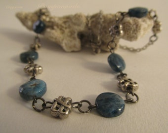 2626-  Necklace, Apatite
