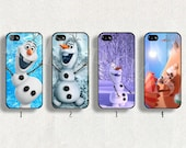 Disney Olaf case Disney frozen case Disney frozen phone case for iphone4/4s iphone5/5s galaxy s3 galaxy s4