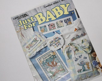 Counted Cross Stitch Patterns for a new Baby, PAT103
