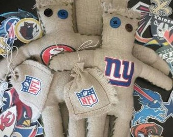 Football VooDoo Doll
