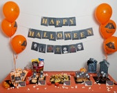 The Scary Party - Halloween Customisable Party Kit
