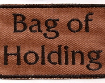 Bag of Holding patch