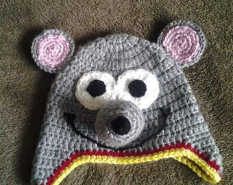 Toopy Hat Inspired by Toopy and Binoo
