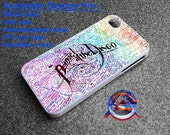 Panic At The Disco Art Quote - iPhone 4/5/5c/5s, iPod 4/5, Samsung Galaxy Case, HTC One, HTC One X, BlackBerry Z10/Q10