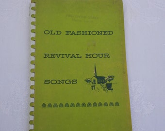 Gospel Revival Music - Old Fashioned Revival Hour - Gospel Music - 1950s - CLEARANCE SALE - 50% Off!
