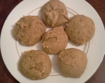 Homemade Pumpkin Cookies!