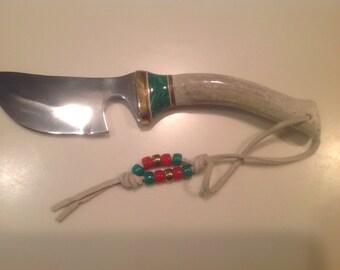 Darryl Heishell custom knife