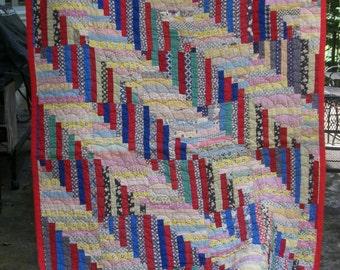 Quilt - Patchwork - Vintage
