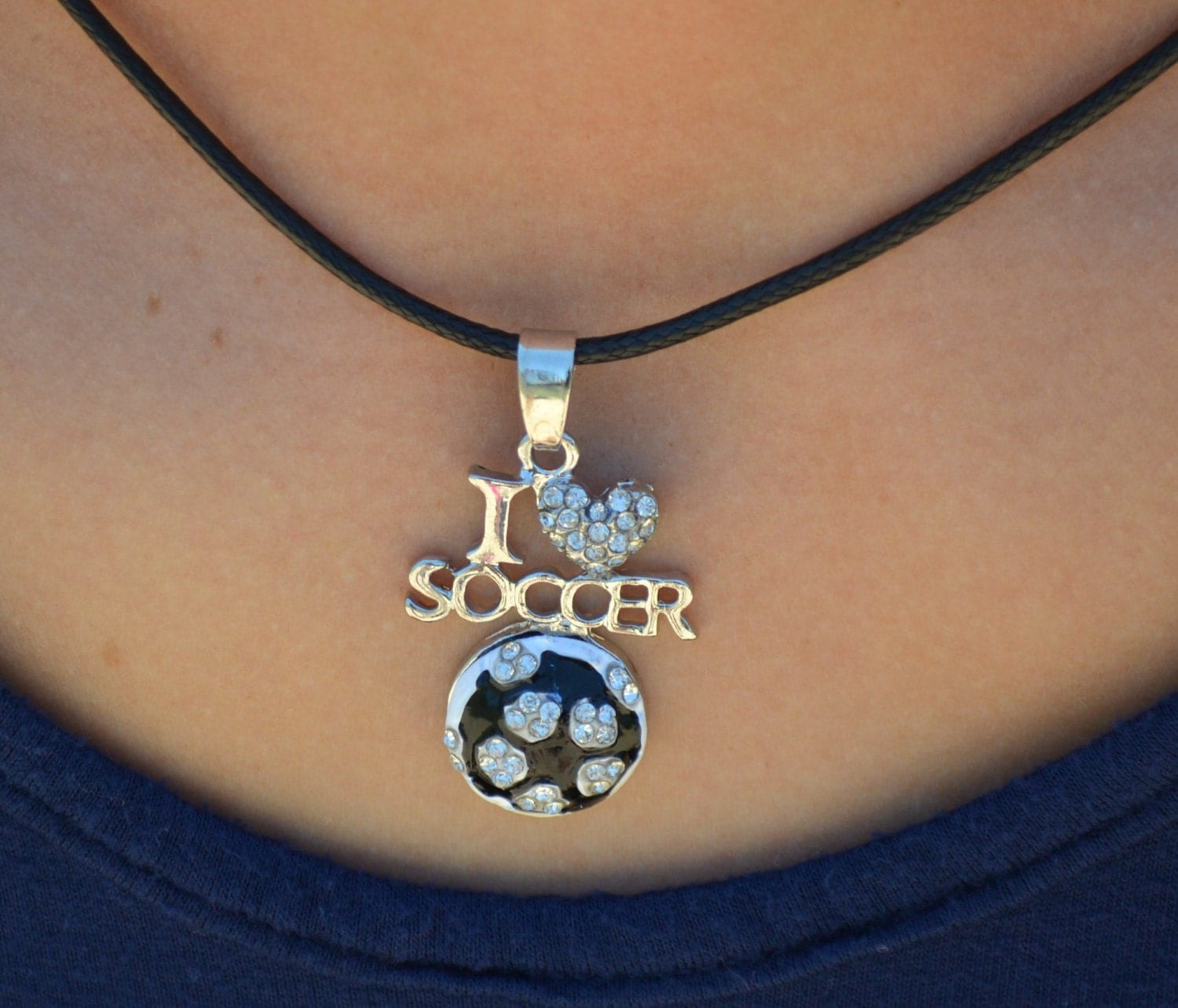 jewelry for soccer jewelry for soccer team gifts soccer necklace i 5336