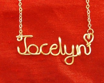 Jocelyn necklace