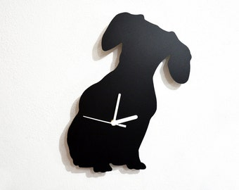 Dachshund Dog 2 - Wall Clock