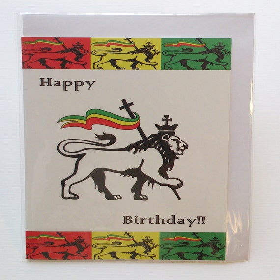 how to say happy birthday in jamaican language