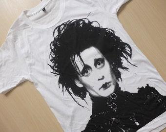 Johnny Depp Film Actor Rock Fashion Pop T-Shirt L