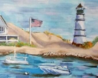 Beach Cape Cod