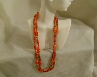 "Multicolored 30"" Beaded Necklace Coupon Code"