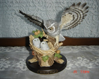 Popular items for homco masterpiece on etsy for Home interior masterpiece figurines