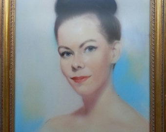 Montgomery Wells Portrait 1965