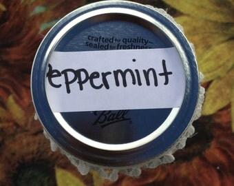 Peppermint Body Scrub 8oz