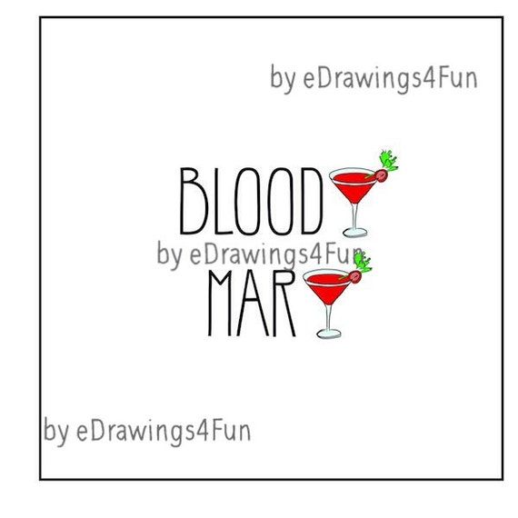 bloody mary drink clipart - photo #16