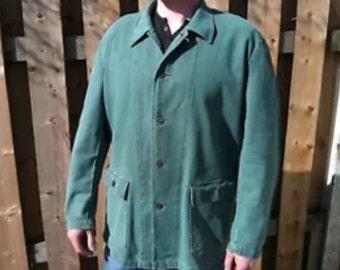 Swedish Army Chore jacket , artisan jacket for men