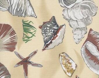 Sea Shell Sand Indoor Outdoor Fabric