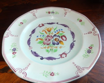 ENGLAND CABYX WARE Plate