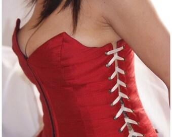 boned corset Istea