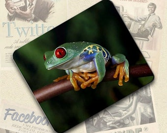 Tree Frog Large Mousepad Mouse Pad Great Gift Idea LMP361