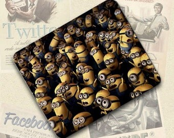 Minions Large Mousepad Mouse Pad Great Gift Idea LMP608