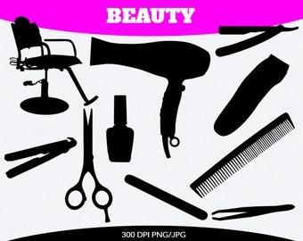 hair supplies clipart - photo #39