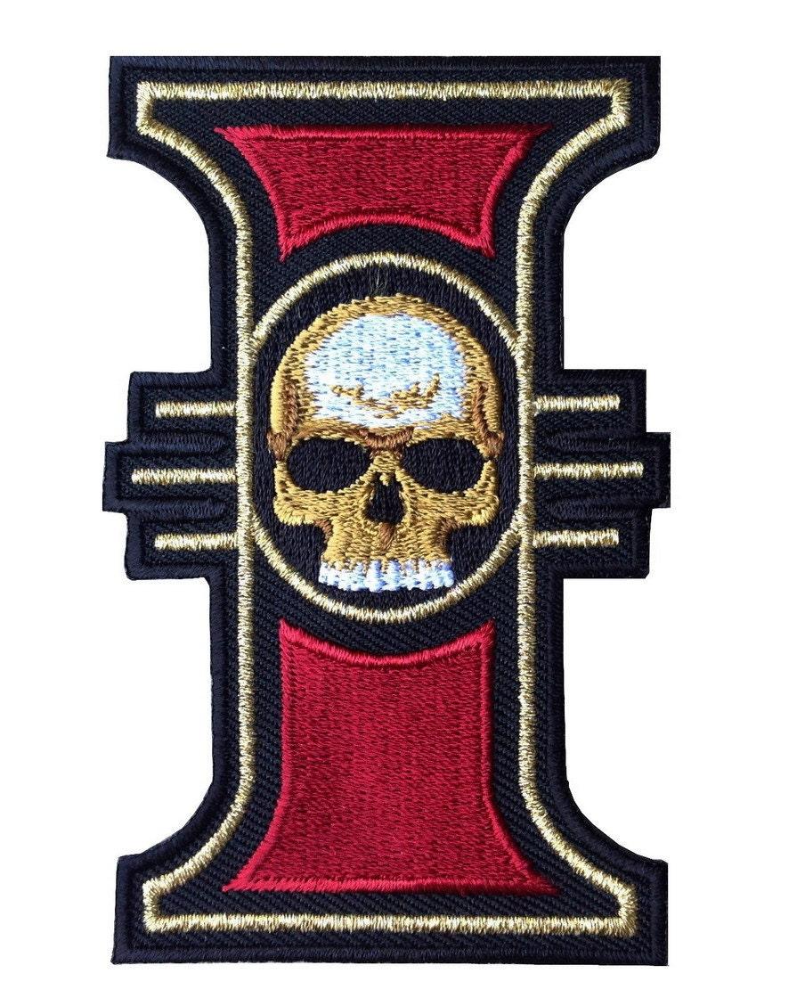 game inquisition logo symbol warhammer 40000 35 inches