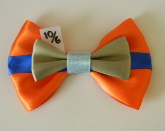 Mad Hatter Inspired Hair Bow