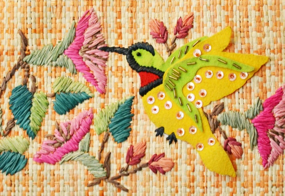 Hummingbird puse