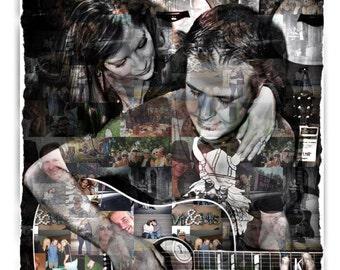 Couples Photo Mosaic