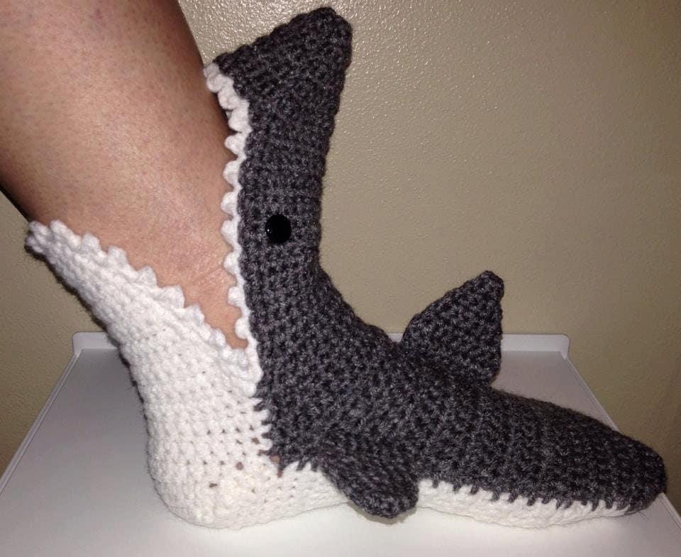 Shark Socks or slippers