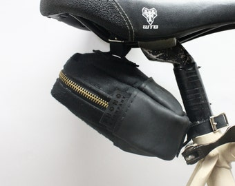 Bicycle Saddle Pouch
