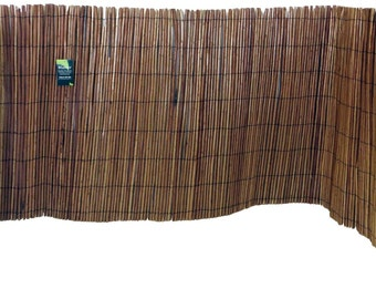 Willow Fence Screen, 5'H x 14'L, WF-5