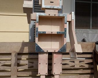 Surreptitious the Robot