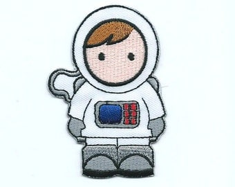 Iron On Astronaut Patch