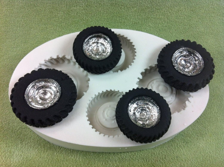 tire cake molds