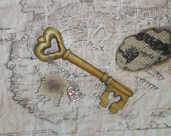 The Key to Their Heart OOAK