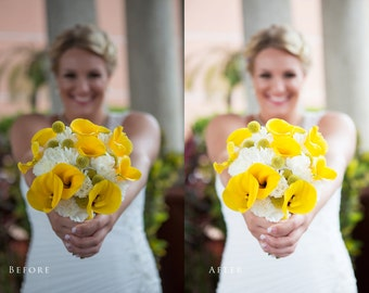 Lightroom Wedding Photography Preset, Bold & Colorful